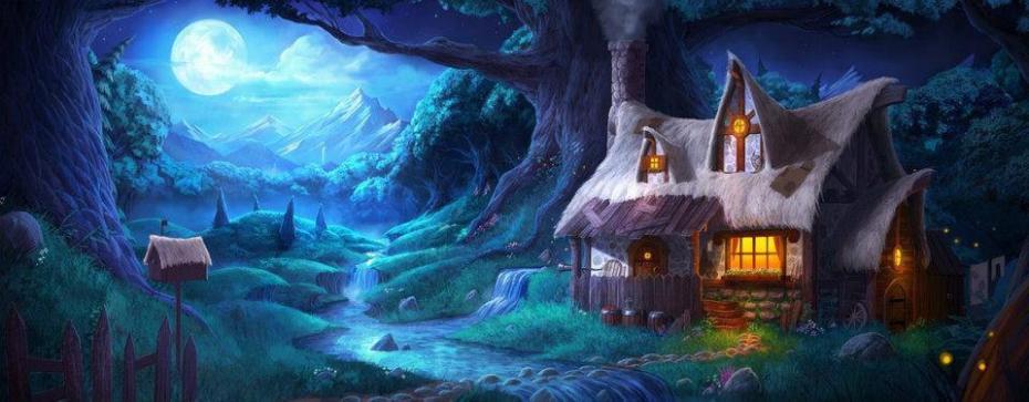 Nature cottage