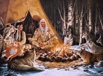 aboriginal wolves