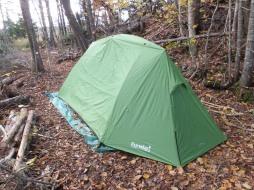 eureka autumn tent