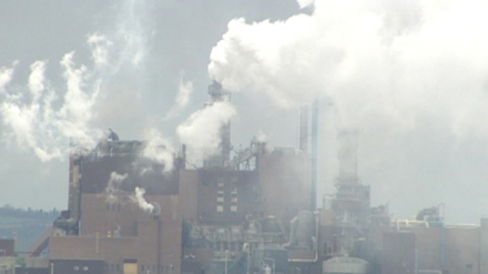 Northern Pulp air quality monitors years behind schedule.