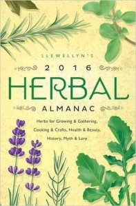 Click the link to learn more about the 2016 Herbal Almanac.